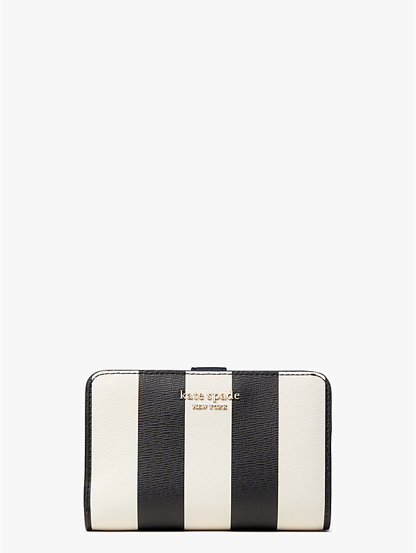 spencer stripe compact wallet, , rr_large