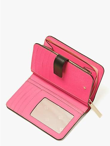 Spencer Brieftasche mit Streifenmuster, kompakt, , rr_productgrid