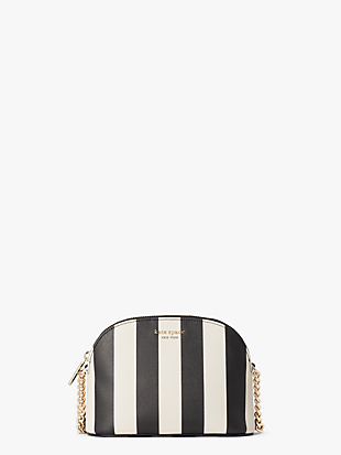 spencer stripe small dome crossbody by kate spade new york non-hover view