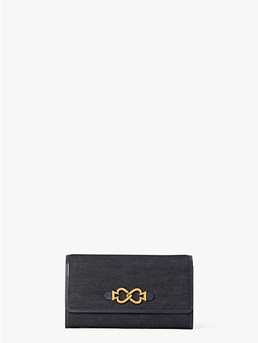 toujours denim chain clutch, , rr_productgrid