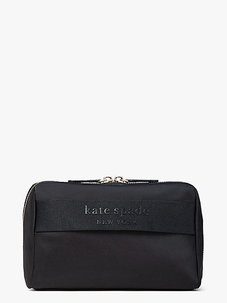 journey nylon travel cosmetic case by kate spade new york