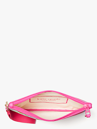 tie-dye pouch by kate spade new york hover view