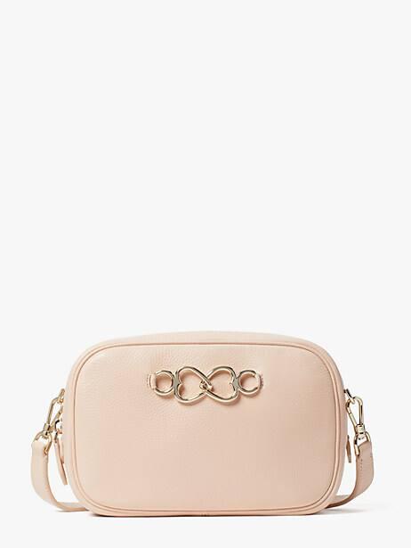 infinite medium camera bag, soft rosebud, large by kate spade new york