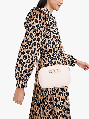 infinite medium camera bag by kate spade new york hover view