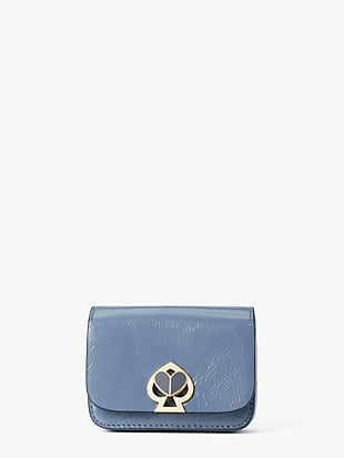 nicola patent twistlock micro crossbody by kate spade new york non-hover view