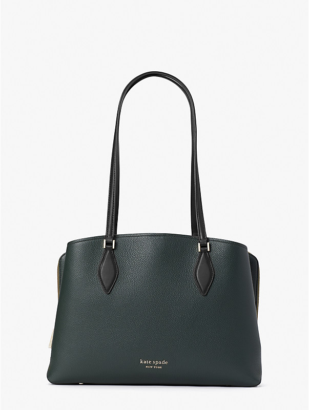 zeezee large work tote, , rr_large