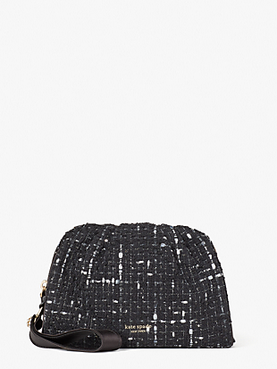 party tweed clutch by kate spade new york non-hover view