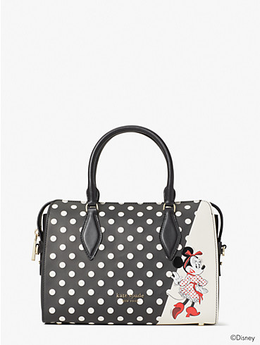 disney x kate spade new york minnie mouse medium satchel, , rr_productgrid
