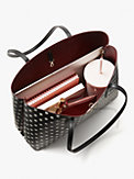all day domino dot large tote, , s7productThumbnail