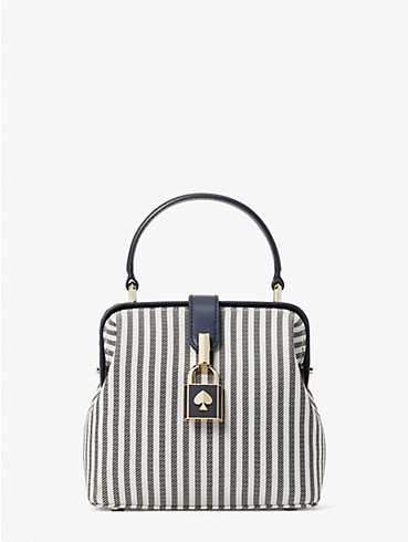 remedy stripe small top-handle bag, , rr_productgrid