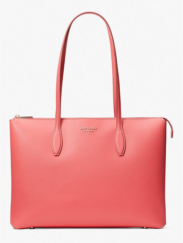 all day large zip-top tote, , rr_large