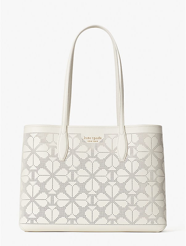 all day perforated large tote, , rr_large