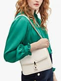 locket large flap shoulder bag, , s7productThumbnail
