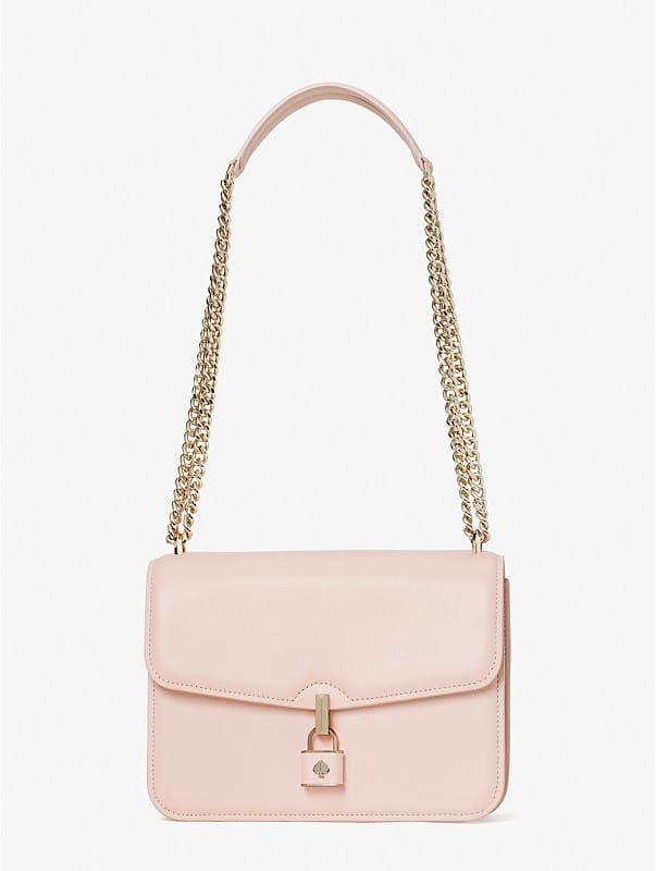 Locket Schultertragetasche mit Überschlag, groß, , rr_large