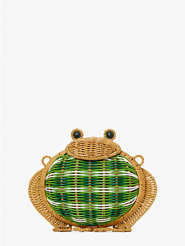 hoppkins wicker frog crossbody, , rr_productgrid