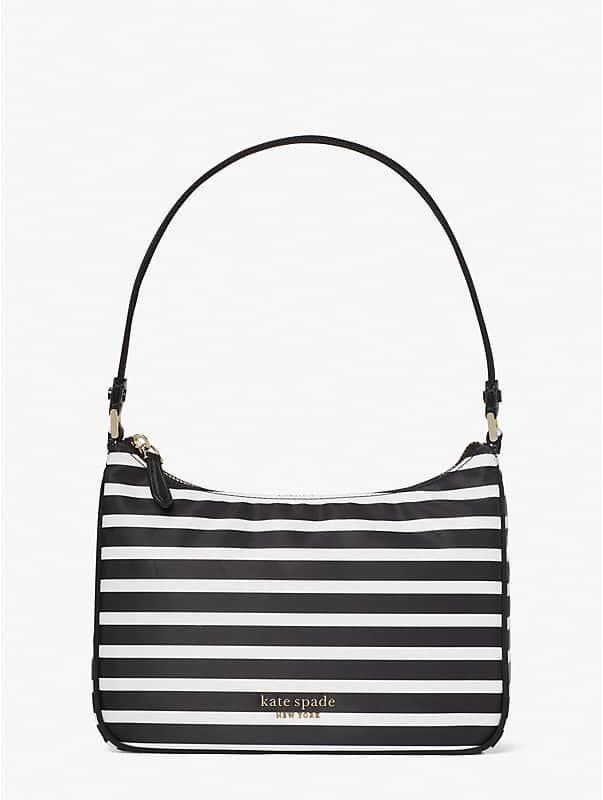 the little better sam stripe small shoulder bag, , rr_large