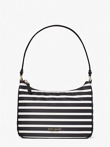 the little better sam stripe small shoulder bag, , rr_productgrid