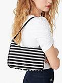 the little better sam stripe small shoulder bag, , s7productThumbnail