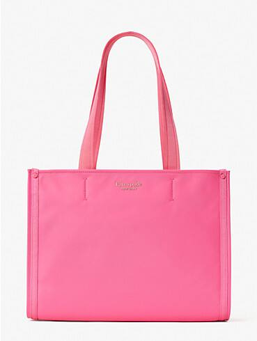 the little better sam nylon medium tote, , rr_productgrid