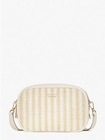 astrid straw medium camera bag, , rr_productgrid