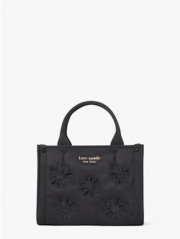 the little better sam embroidered nylon mini tote, , rr_productgrid