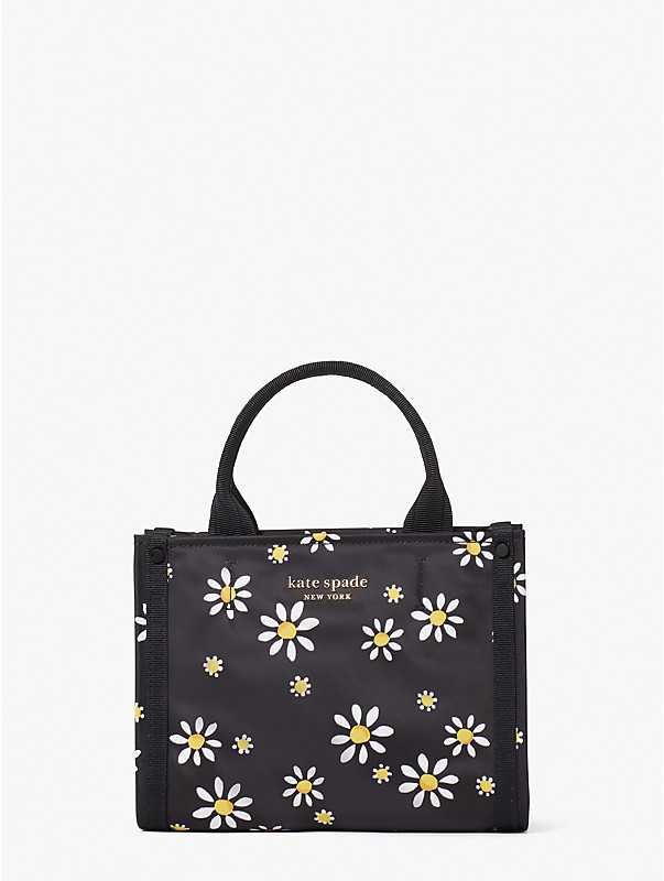 the little better sam daisy dots mini tote, , rr_large