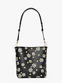 river daisy dots medium bucket bag, , s7productThumbnail