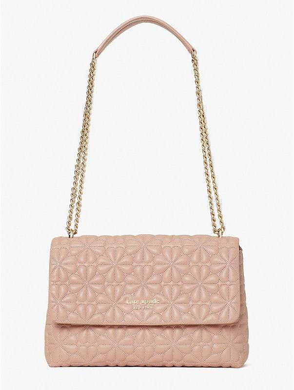 bloom large flap shoulder bag, , rr_large