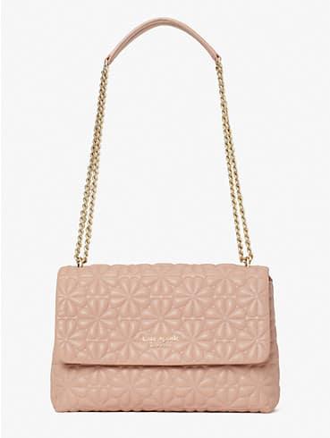 bloom large flap shoulder bag, , rr_productgrid