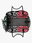 spade flower raffia everything extra-large tote, , s7productThumbnail