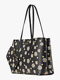 all day daisy dots large tote, , s7productThumbnail