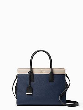 cameron street candace satchel, twilight multi, medium