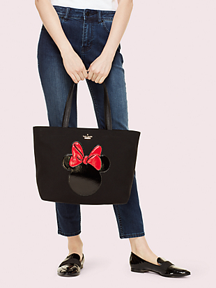 kate spade new york x minnie mouse francis by kate spade new york hover view