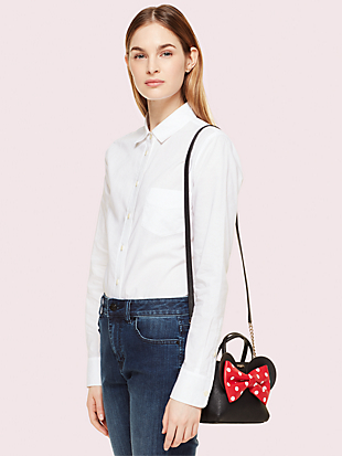 kate spade new york x minnie mouse minnie maise by kate spade new york hover view