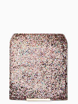 make it mine glitter flap, multi, medium