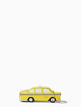 nouveau york taxi clutch, multi, medium