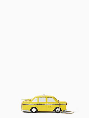 nouveau york taxi clutch by kate spade new york non-hover view