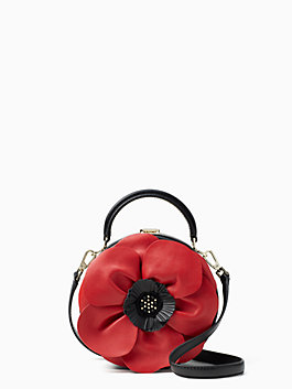 ooh la la poppy crossbody, multi, medium