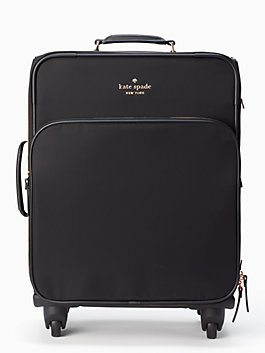 watson lane international carry-on, black, medium