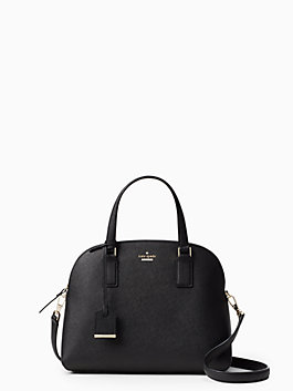 cameron street lottie, black, medium