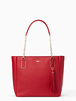 kingston drive vivian, heirloom red, medium