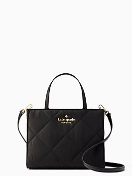 watson lane quilted sam, black, medium