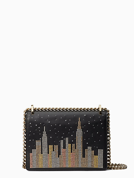 glitzy ritzy skyline marci by kate spade new york