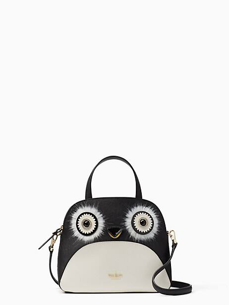 dashing beauty penguin small lottie by kate spade new york