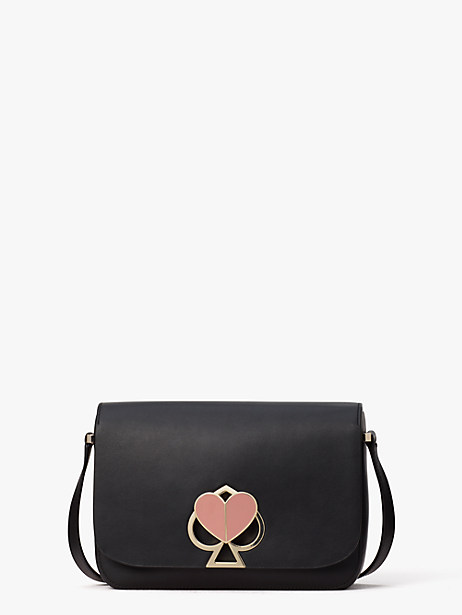 nicola twistlock medium shoulder bag by kate spade new york