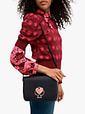 nicola twistlock medium flap shoulder bag, , s7productThumbnail