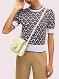 nicola twistlock medium shoulder bag, , s7productThumbnail