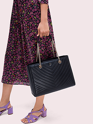 amelia large tote by kate spade new york hover view