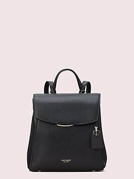 grace medium backpack, black, medium