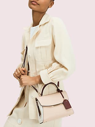 grace small top-handle satchel by kate spade new york hover view